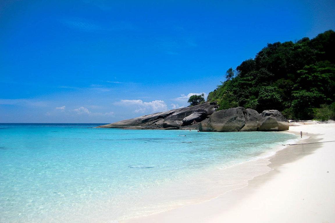 Симиланские острова пхукет